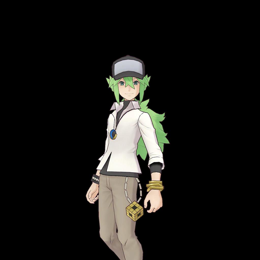 N (Masters) - Bulbapedia, the community-driven Pokémon encyclopedia
