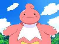Trainer's Lickilicky