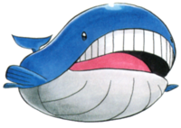 Sapphire's Wailord
