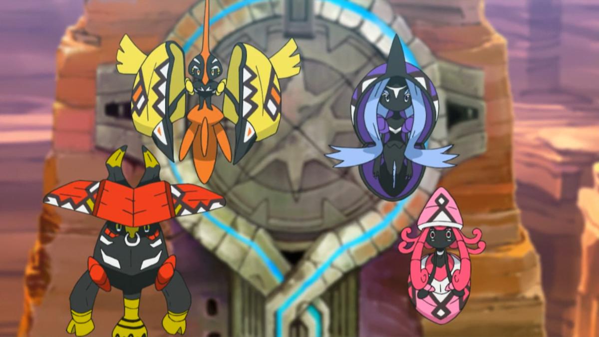 Guardian Deity Pokemon