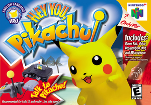 Hey You Pikachu EN boxart.png