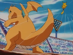 Enter the Dragonite