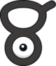 201Unown V Dream.png