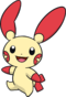 311Plusle Dream.png