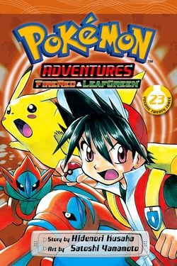 Pokemon Adventures volume 23 VIZ cover.jpg