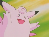 Showboat Crew's Clefable