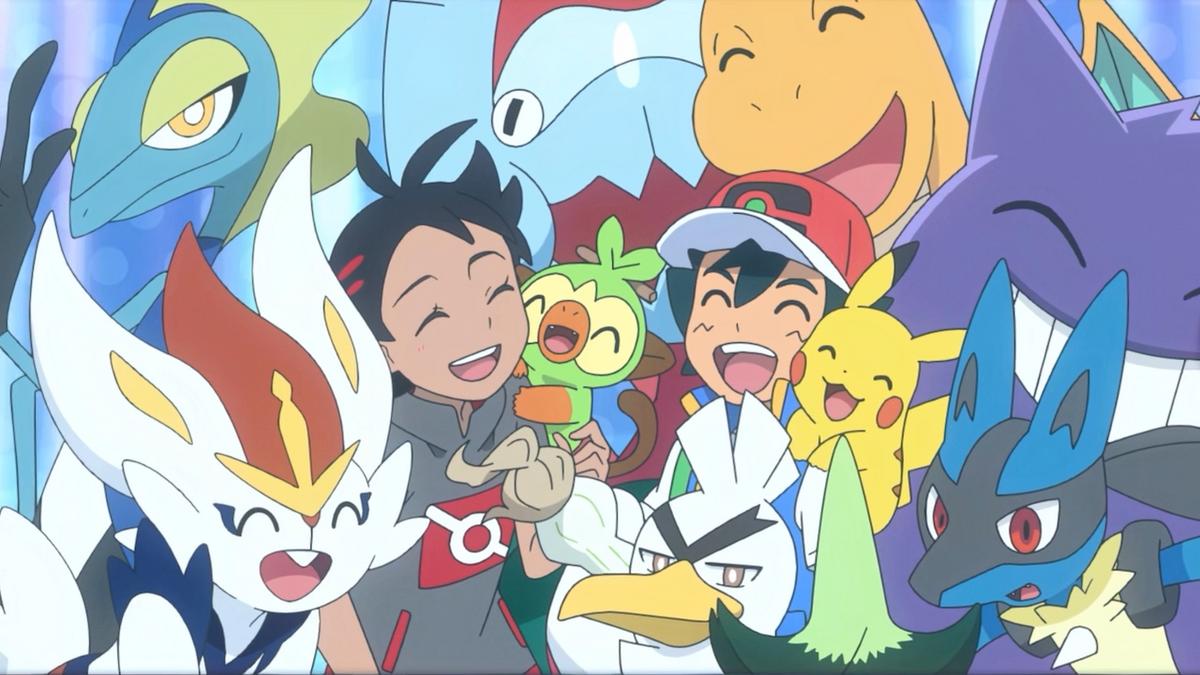 Ash S Friends Bulbapedia The Community Driven Pokemon Encyclopedia