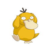 Psyduck Battle Nine.png