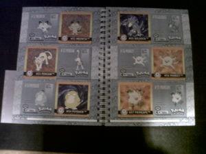 Pokemon Artbox Sticker Series 1 4 Display Box lot