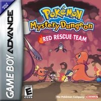 Pokémon Mystery Dungeon: Red Rescue Team