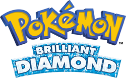 Pokémon Brilliant Diamond logo.png