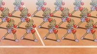 Karate Master's Hitmonchan (multiple)
