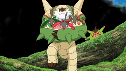 Nebel Plateau Chesnaught Wormadam.png