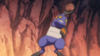 Looker Croagunk Mud Bomb PG.png