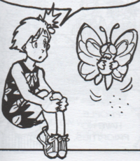 Misty's Butterfree