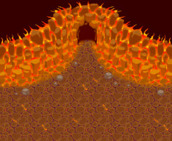 Magma Cavern entrance RTRB.png